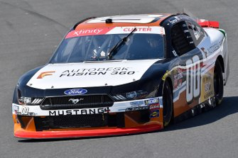 Cole Custer, Stewart-Haas Racing, Ford Mustang Autodesk Fusion 360