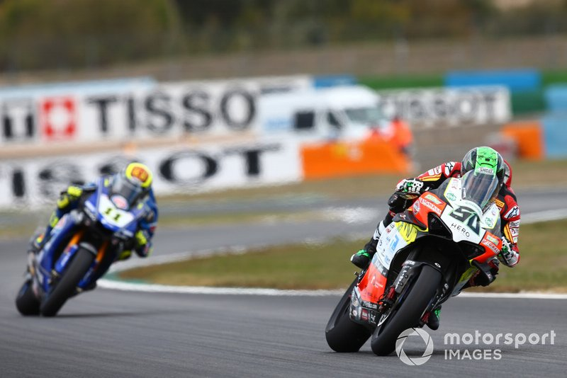 Eugene Laverty, Team Go Eleven, Sandro Cortese, GRT Yamaha WorldSBK