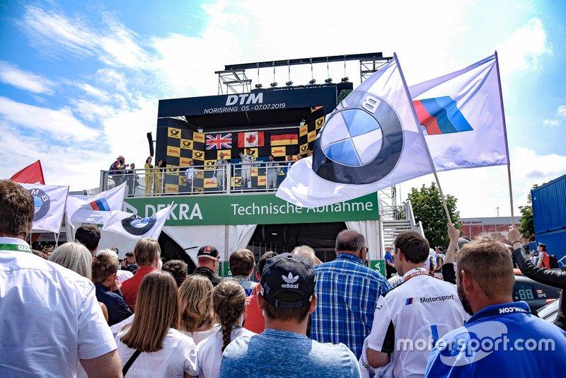 Atmosphere, BMW, winnig ceremony