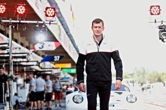 #92 Porsche GT Team Porsche 911 RSR - 19: Michael Christensen