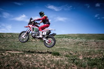Kevin Benavides, Monster Energy Honda Team, Honda CRF 450 Rally