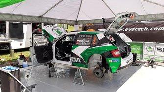 Skoda Polska Motorsport, Rally Elektrenai 2019