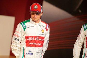 Kimi Raikkonen, Alfa Romeo Racing C38 Monza livery