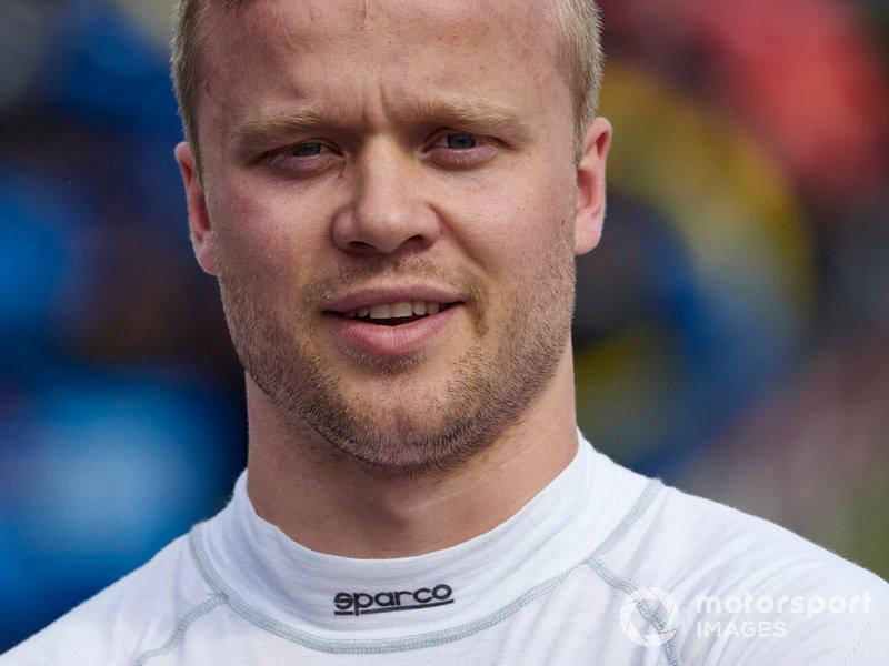 Bestätigt für 2020: Felix Rosenqvist (Schweden)