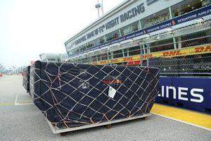 Red Bull Racing vracht op het rechte stuk