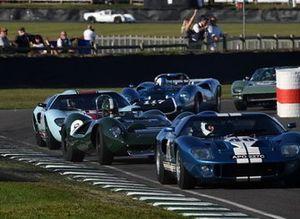 Whitsun Trophy Anthony Schrauwen Lotus 30