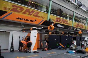Box de McLaren