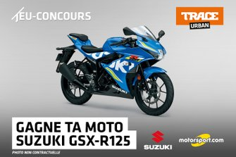 Gagne ta moto Suzuki GSX-R125