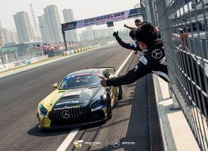 Alex Fontana, Chris Chia, Mercedes-AMG GT4, Phantom Pro Racing