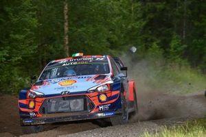 Крейг Брин и Пол Нейгл, Hyundai Shell Mobis WRT, Hyundai i20 Coupe WRC