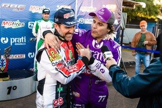 Christiano Matheis e Valdeno Brito - Vencedores da Super Sênior