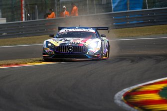 #4 Mercedes-AMG Team Black Falcon Mercedes-AMG GT3: Yelmer Buurman, Luca Stolz, Maro Engel