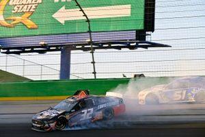 Dreher: Corey LaJoie, Go FAS Racing, Ford Mustang CorvetteParts.net