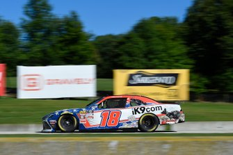 Matt DiBenedetto, Joe Gibbs Racing, Toyota Supra iK9
