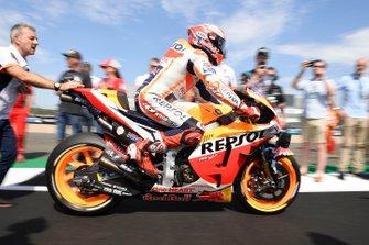 Marc Marquez, Repsol Honda Team, Britiah MotoGP race 2019