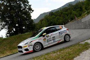 Mattia Vita, Massimiliano Bosi, Ford Fiesta R2