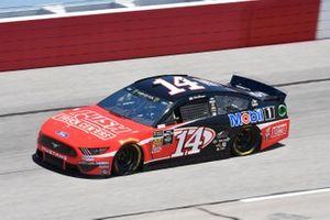 Clint Bowyer, Stewart-Haas Racing, Ford Mustang Rush Truck Centers / Mobil 1