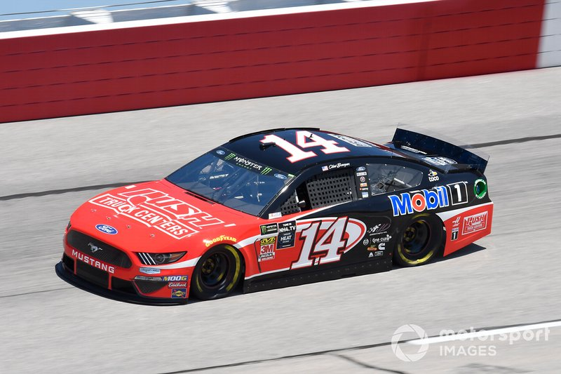 6. Clint Bowyer, Stewart-Haas Racing, Ford Mustang
