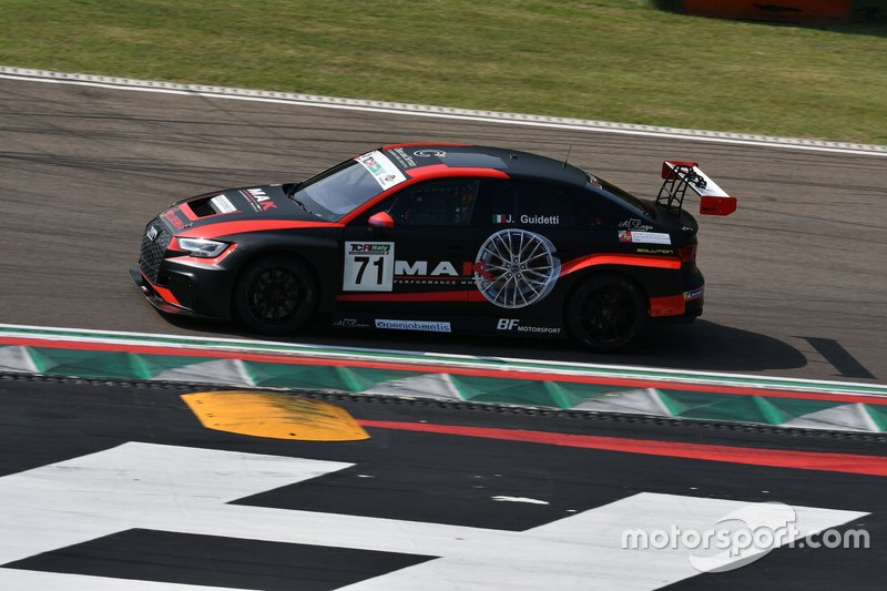 Jacopo Guidetti, BF Motorsport, Audi RS3 LMS SEQ TCR DSG