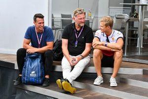Marcus Ericsson, Alfa Romeo Racing reserve driver