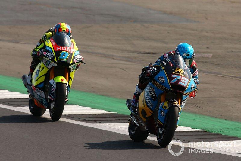 Alex Marquez, Marc VDS Racing, Jorge Navarro, Speed Up Racing