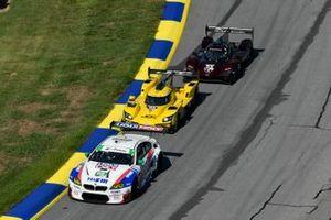 #96 Turner Motorsport BMW M6 GT3, GTD: Robby Foley III, Bill Auberlen, Dillon Machavern, /85/, #55 Mazda Team Joest Mazda DPi, DPi: Jonathan Bomarito, Harry Tincknell, Ryan Hunter-Reay
