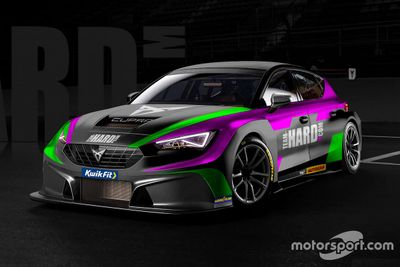 Team Hard livery unveil