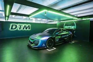 DTM electric car
