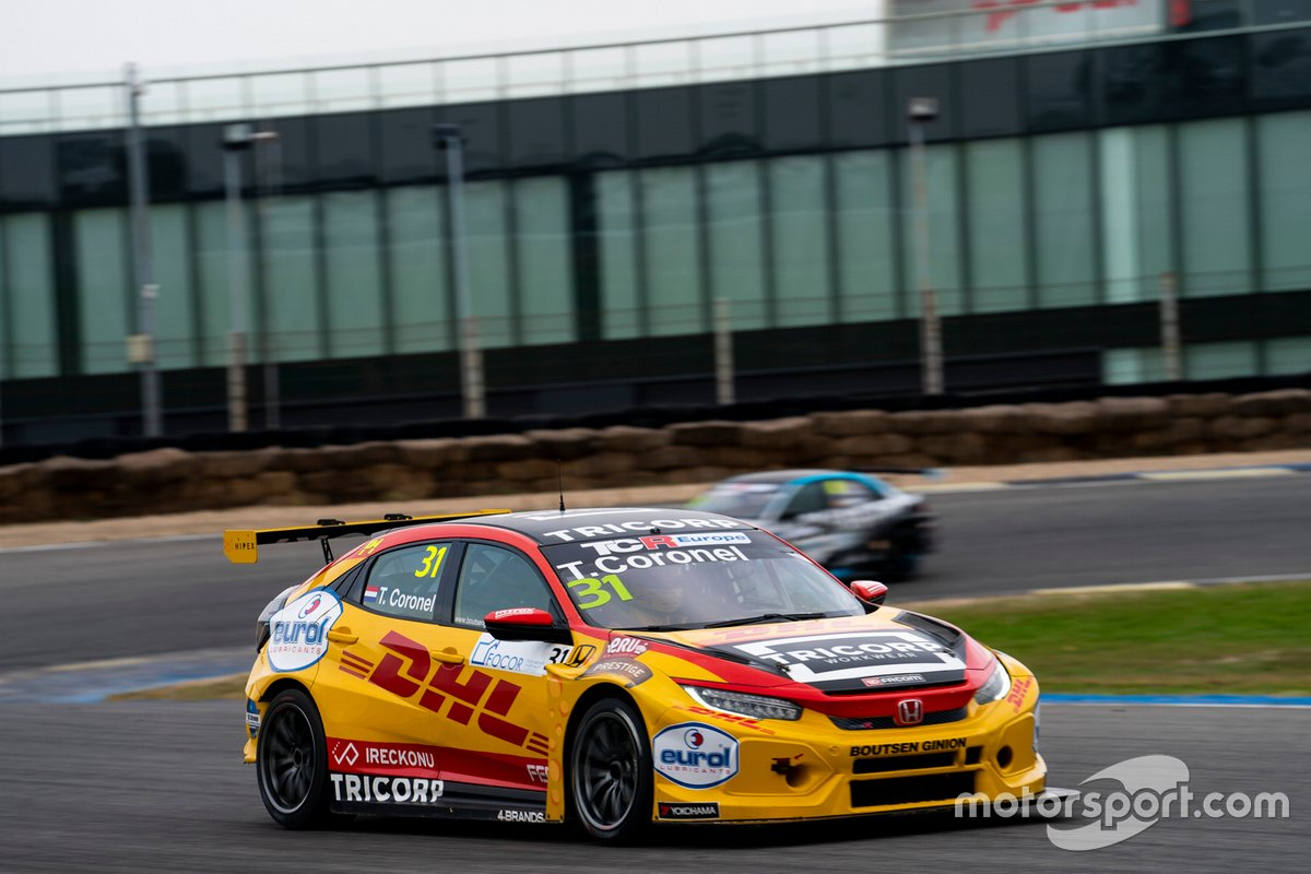 Tom Coronel, Boutsen Ginion Racing, Honda Civic Type R TCR