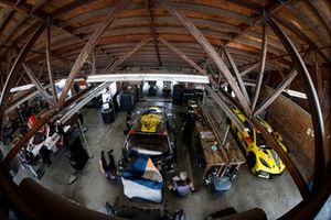 #85 JDC-Miller Motorsports Cadillac DPi, DPi: Tristan Vautier, Gabriel Aubry, #4 Corvette Racing Corvette C8.R, GTLM: Oliver Gavin, Tommy Milner, #3 Corvette Racing Corvette C8.R, GTLM: Antonio Garcia, Jordan Taylor