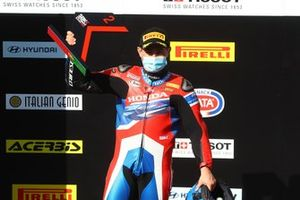 Haslam takes second postion in Superpole