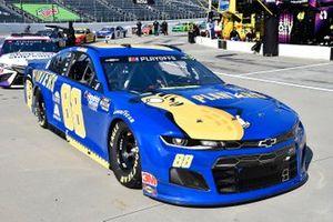 Alex Bowman, Hendrick Motorsports, Chevrolet Camaro ChevyGoods.com/TruckHero