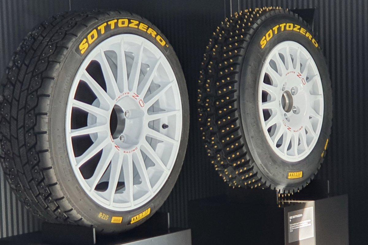 Pneumatici Pirelli WRC 2021
