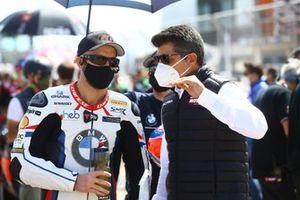 Tom Sykes, BMW Motorrad WorldSBK Team, Gregorio Lavilla