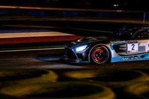 #2 TokSport WRT Mercedes-AMG GT3: Puhakka Juuso, Oscar Tunjo