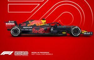 F1 2020, Red Bull Racing