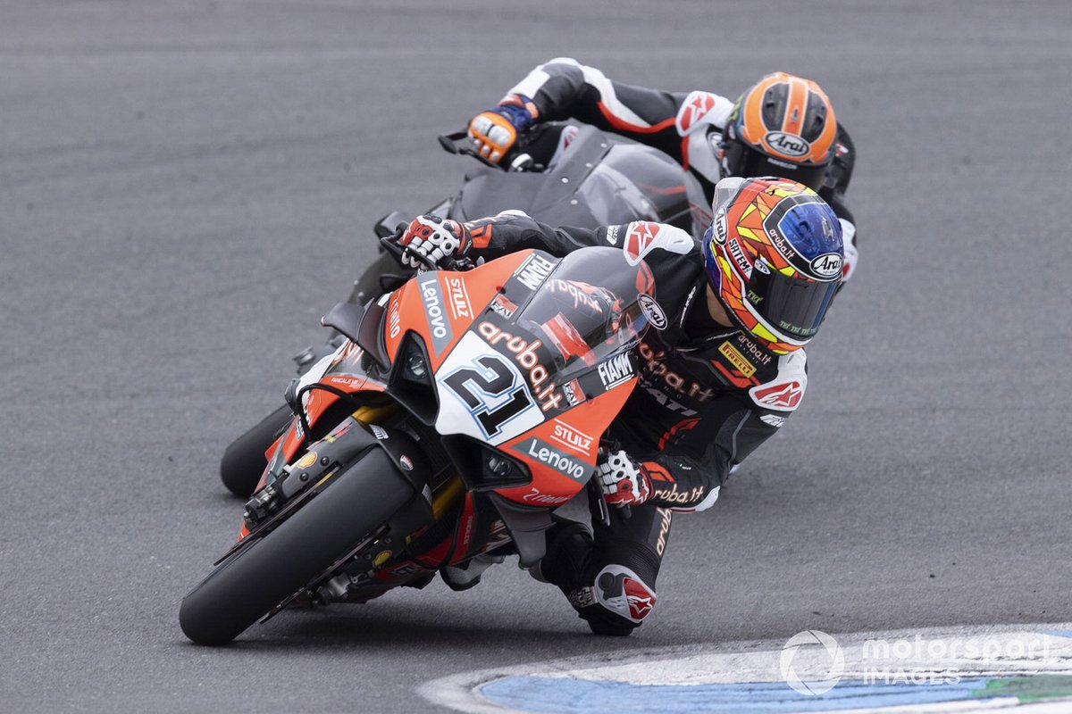 Michael Ruben Rinaldi, Aruba.it Racing Ducati, Michael van Der Mark, BMW Motorrad WorldSBK Team