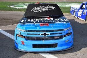 Jordan Anderson, Jordan Anderson Racing, Chevrolet Silverado Bommarito.com/Sefton Steel