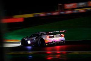 #93 SKY - Tempesta Racing Ferrari 488 GT3: Chris Froggatt, Jonathan Hui, Eddie Cheever, Giancarlo Fisichella