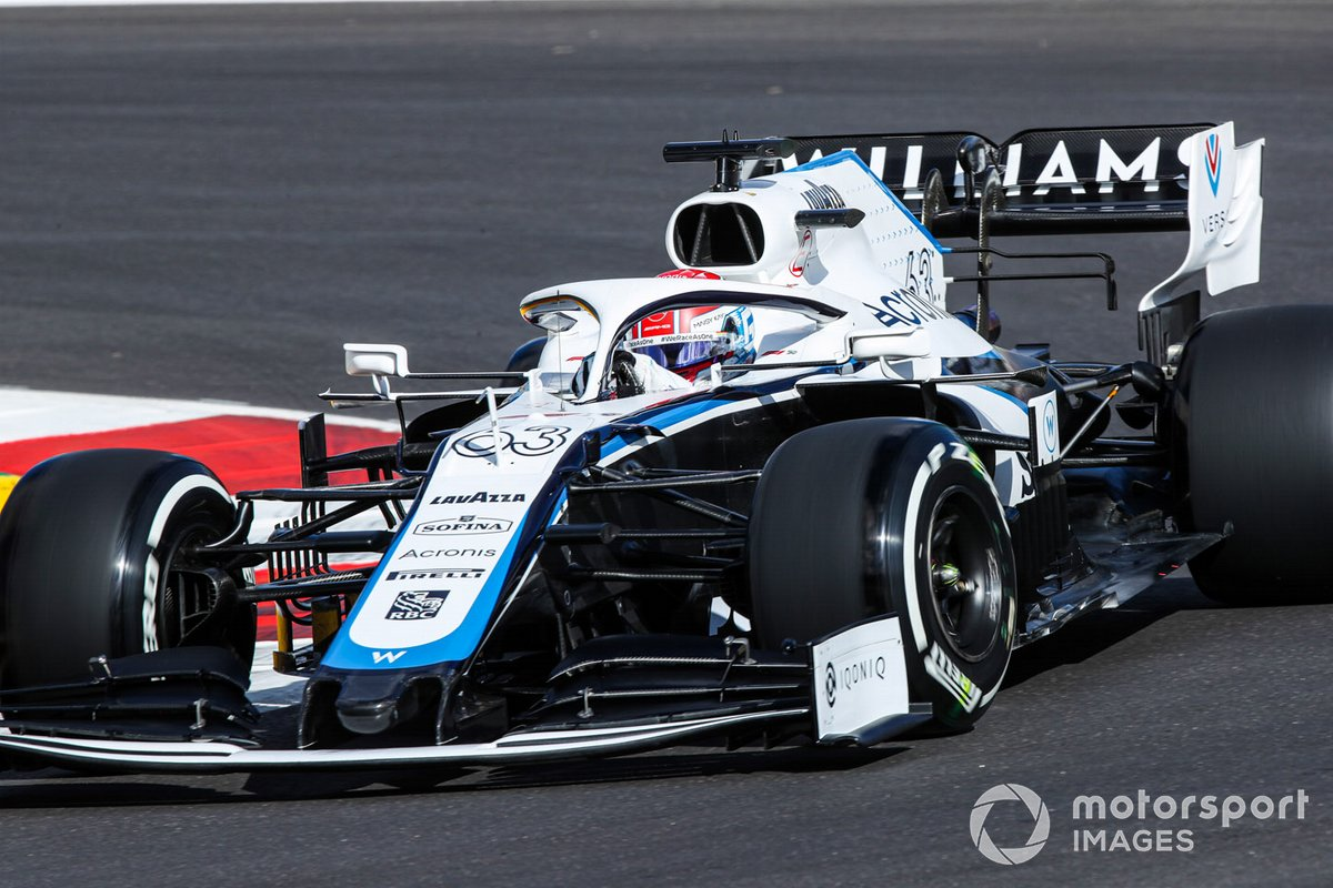 George Russell, Williams FW43 - 750.000 dólares