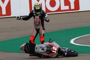 Thomas Luthi, Intact GP crash
