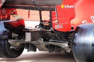 Ferrari SF1000 rear