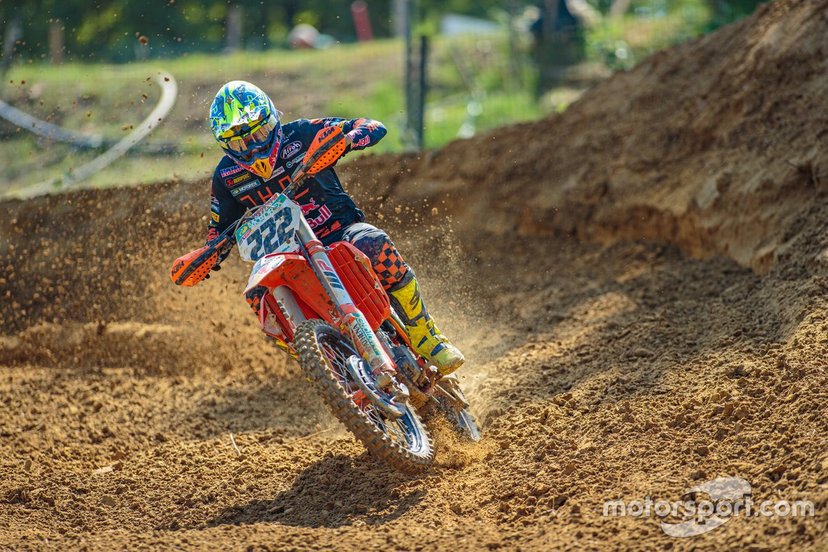 Tony Cairli, Red Bull KTM Factory Racing