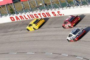 Josh Bilicki, Tommy Baldwin Racing, Chevrolet Camaro Insurance King James Davison, Rick Ware Racing, Ford Mustang