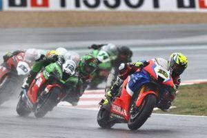 Alvaro Bautista, Team HRC, Xavi Fores, Kawasaki Piccetti Racing