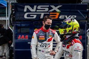 #30 Team Honda Racing Honda NSX GT3 Evo: Dane Cameron, Renger van der Zande