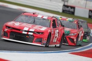 Brennan Poole, Premium Motorsports, Chevrolet Camaro, Daniel Suarez, Gaunt Brothers Racing, Toyota Camry Coca-Cola