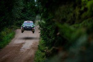 Oliver Solberg, Aaron Johnston, Volkswagen Polo R5