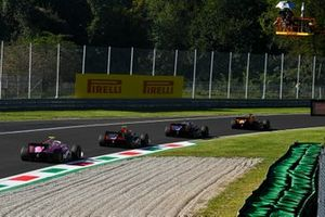 Giuliano Alesi, BWT HWA Racelab, Felipe Drugovich, MP Motorsport, Marino Sato, Trident