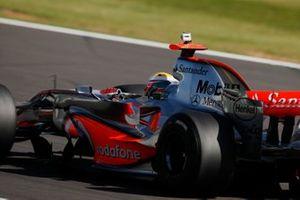 2007 McLaren Mercedes MP4-22